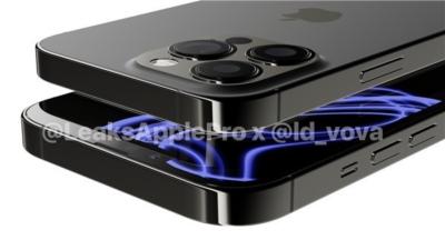 iPhone 13 Pro renders