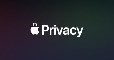 Apple privacy wwdc
