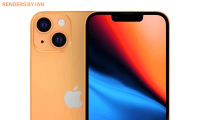 Apple iPhone 13 - Orange Color