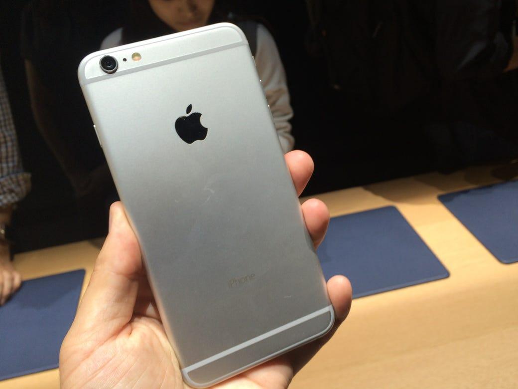 Apple iiPhone 6 Receiving iOS 12.5.4