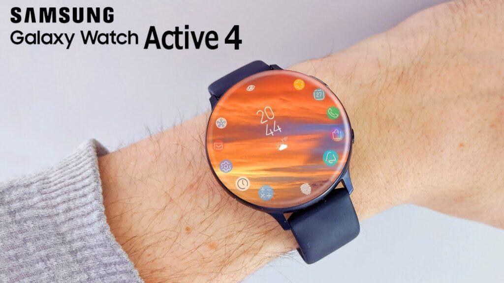 Galaxy Watch 4 & Galaxy Watch Active 4