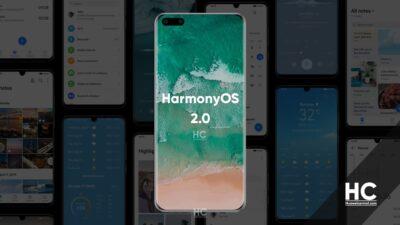 Huawei HarmonyOS 2.0 is now live
