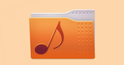 Music Files windows