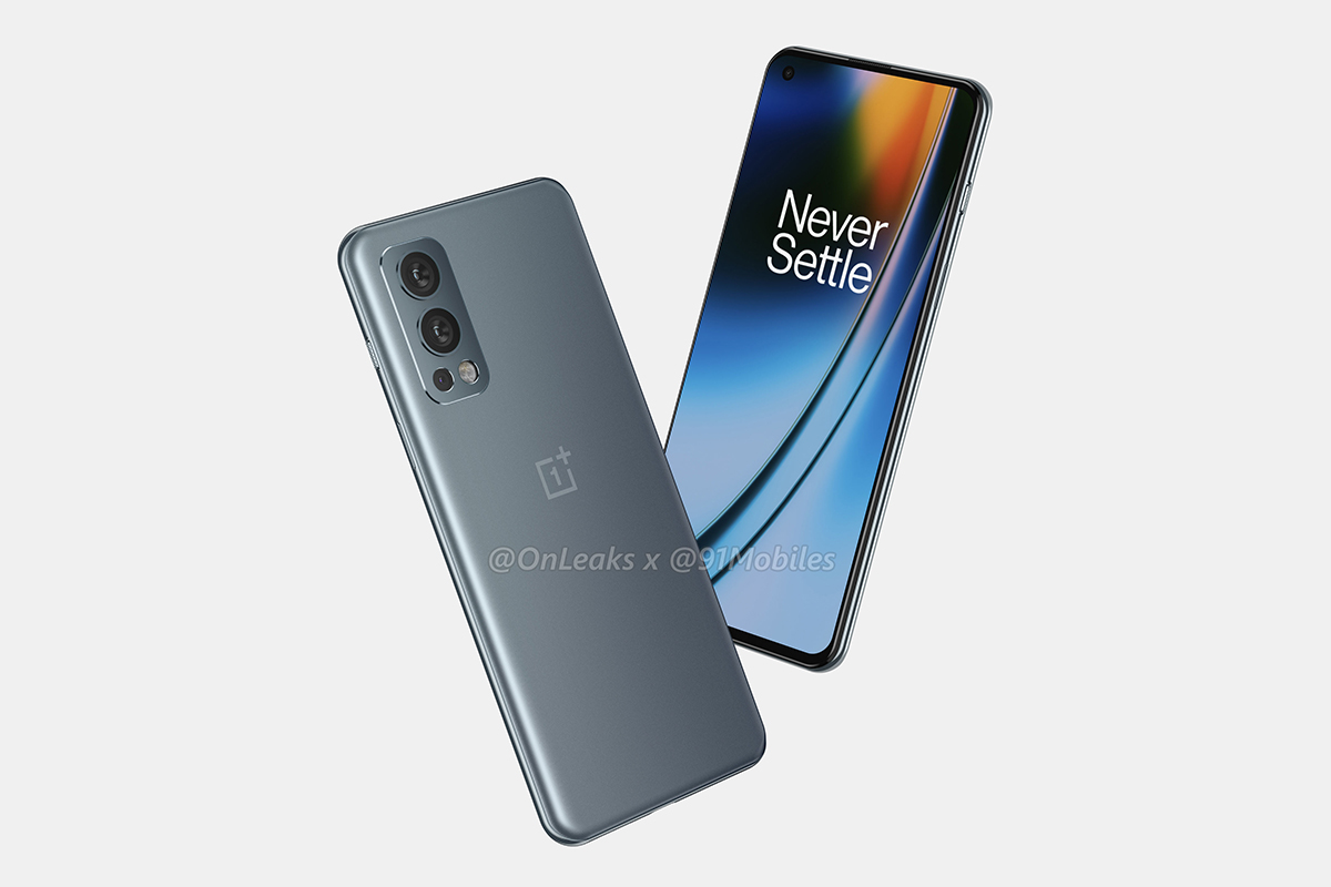 OnePlus Nord 2 Might Resemble OnePlus 9