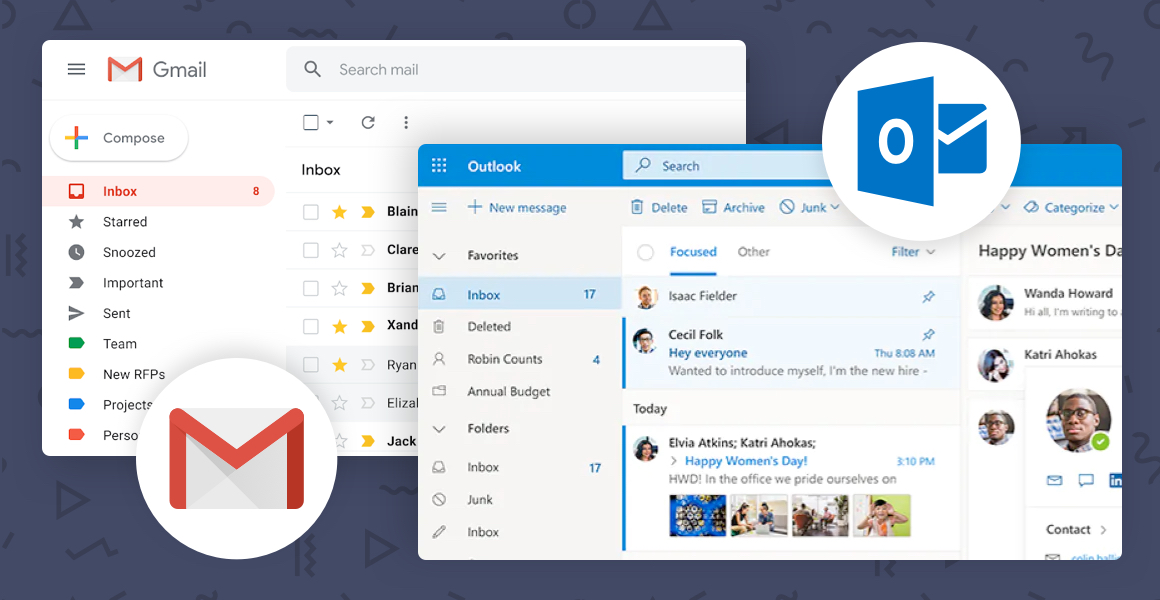 Outlook extension