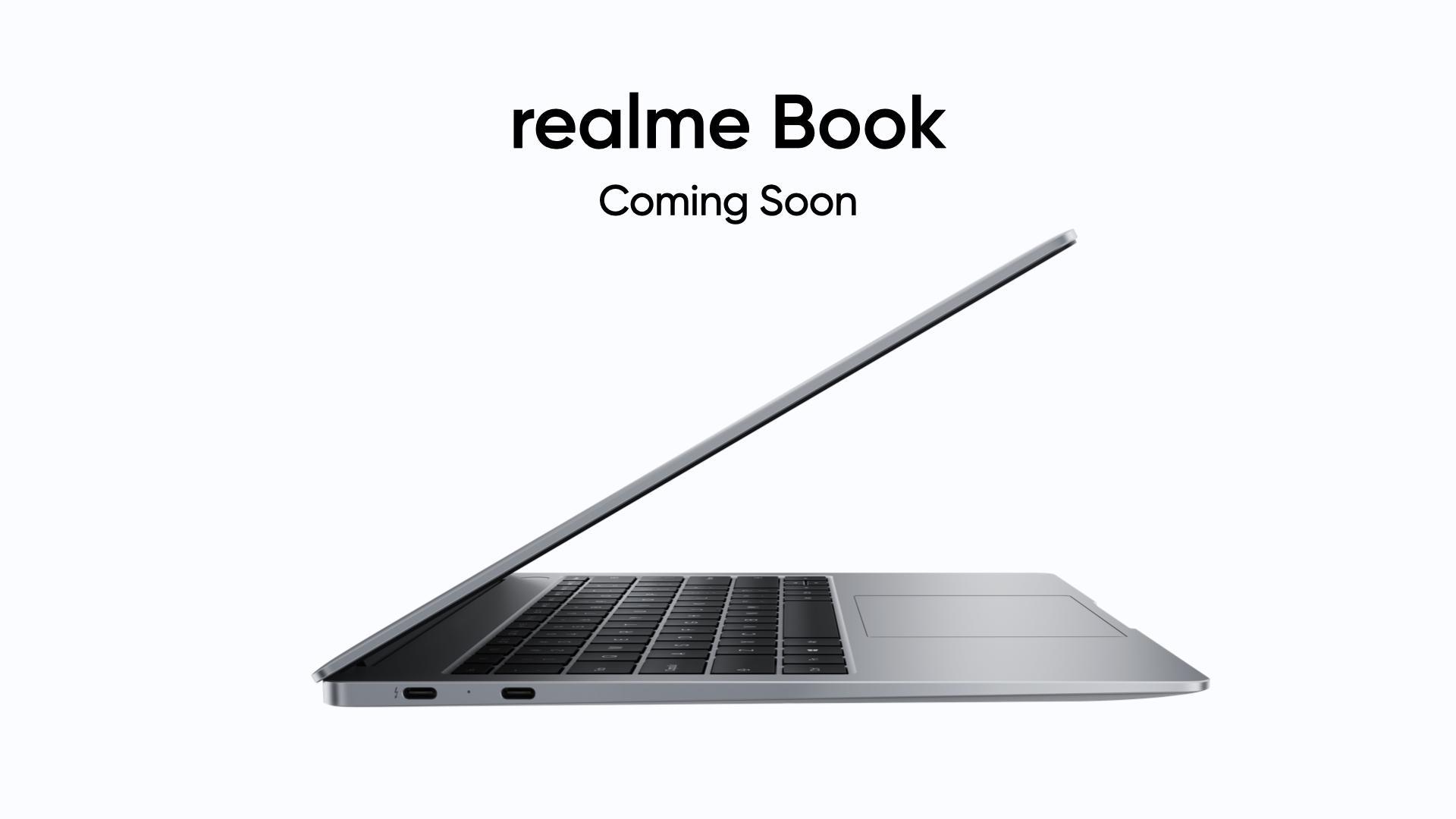 Realme Book - Coming Soon