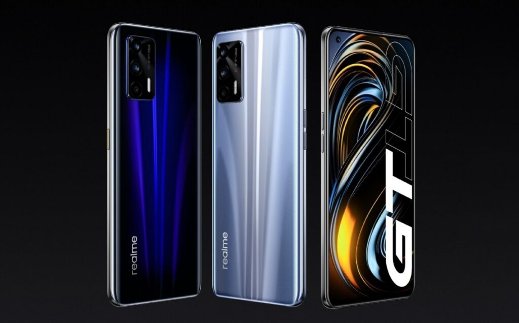 Realme GT 5G Now Coming to the UK