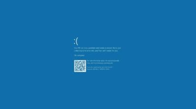 Windows BSOD