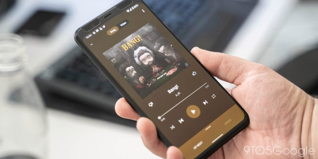 YouTube Music - New UI Update for Android Auto