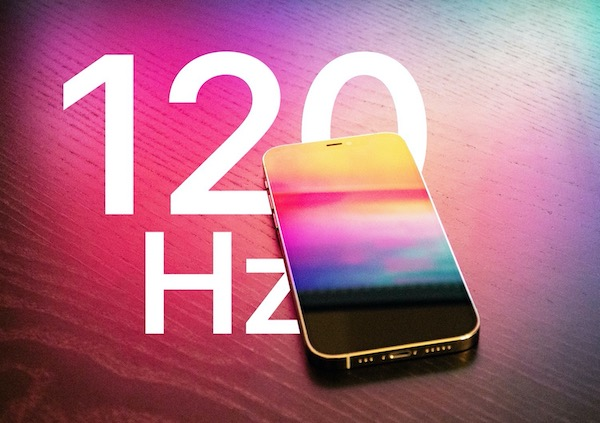 Apple iPhone 13 - LTPO Displays with Low Refresh Rates