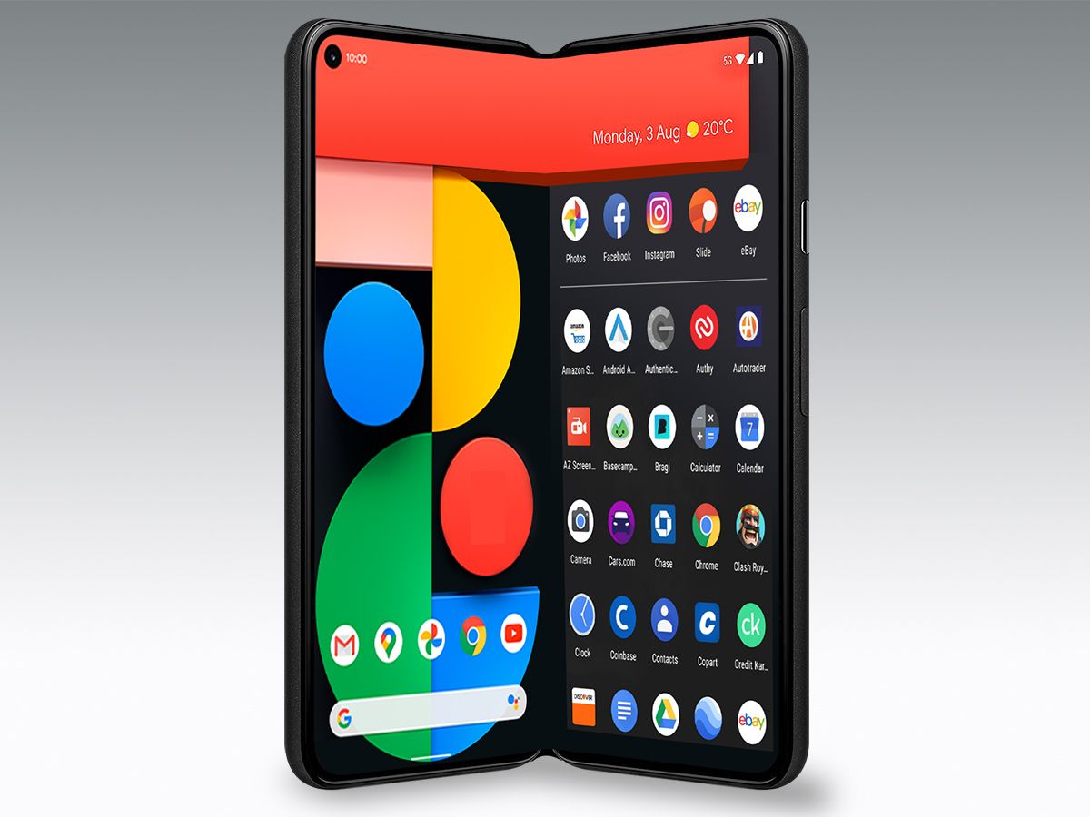 Google Pixel Foldable Smartphone to Use Samsung's UTG