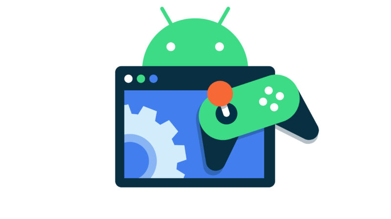 Google - Play as you download - Android 12 - Play Games
