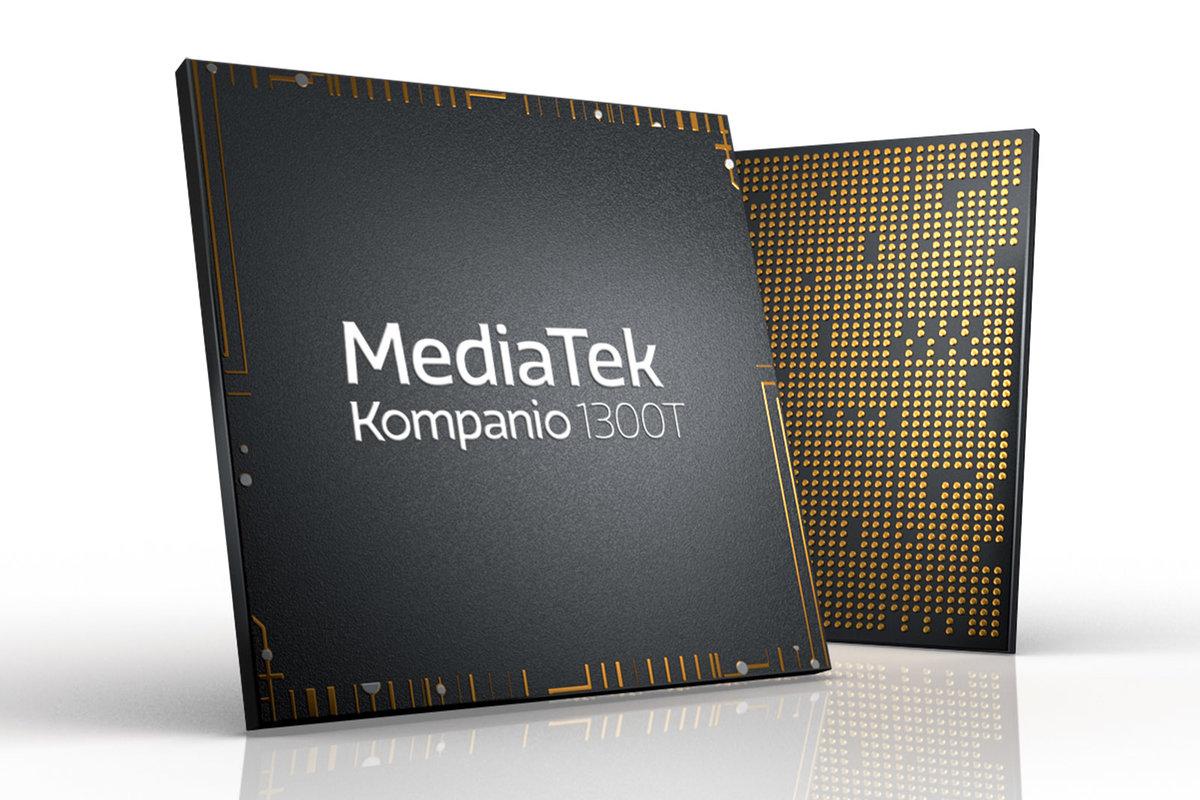 MediaTek Kompanio 1300T - The Latest Chipset