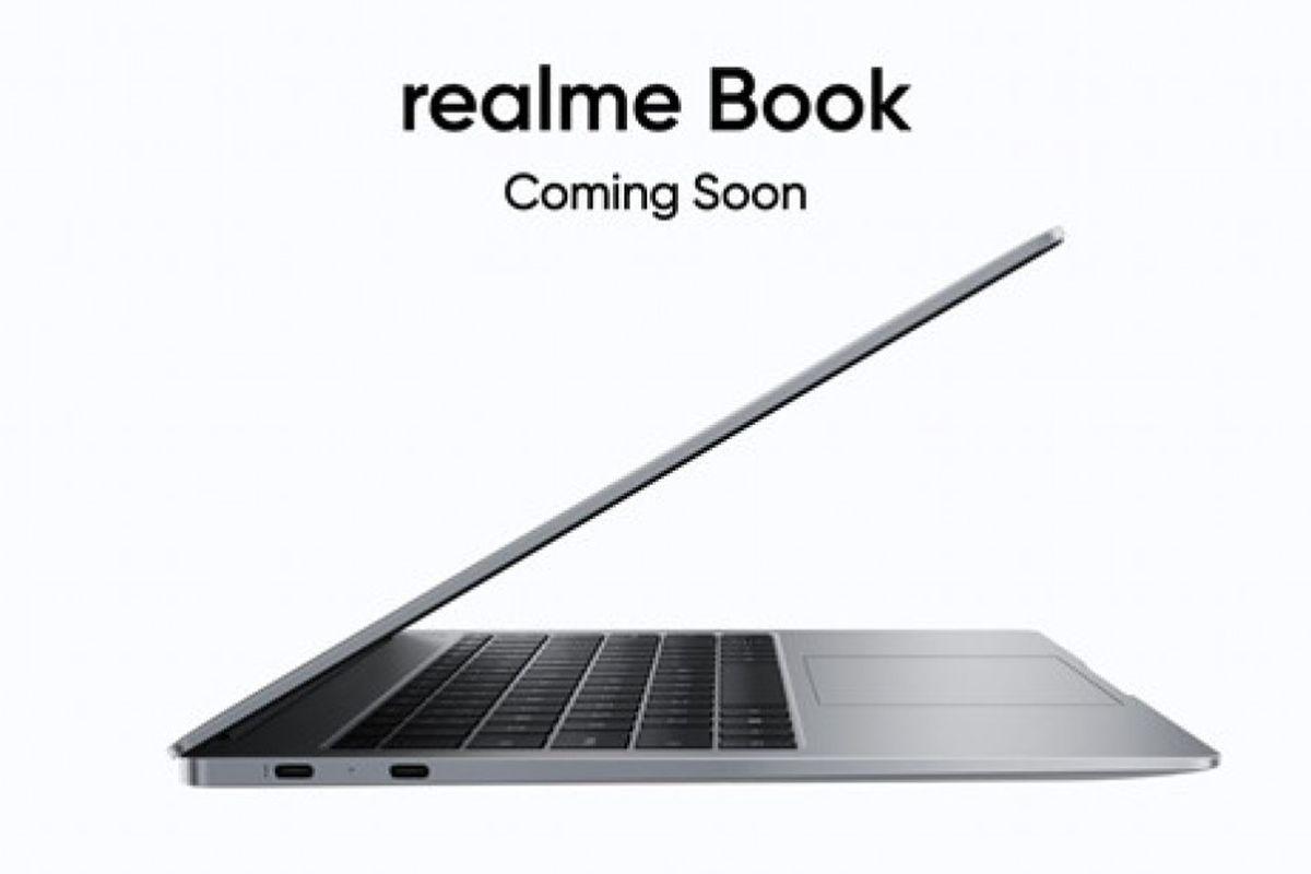 Realme Book - Realme Laptops