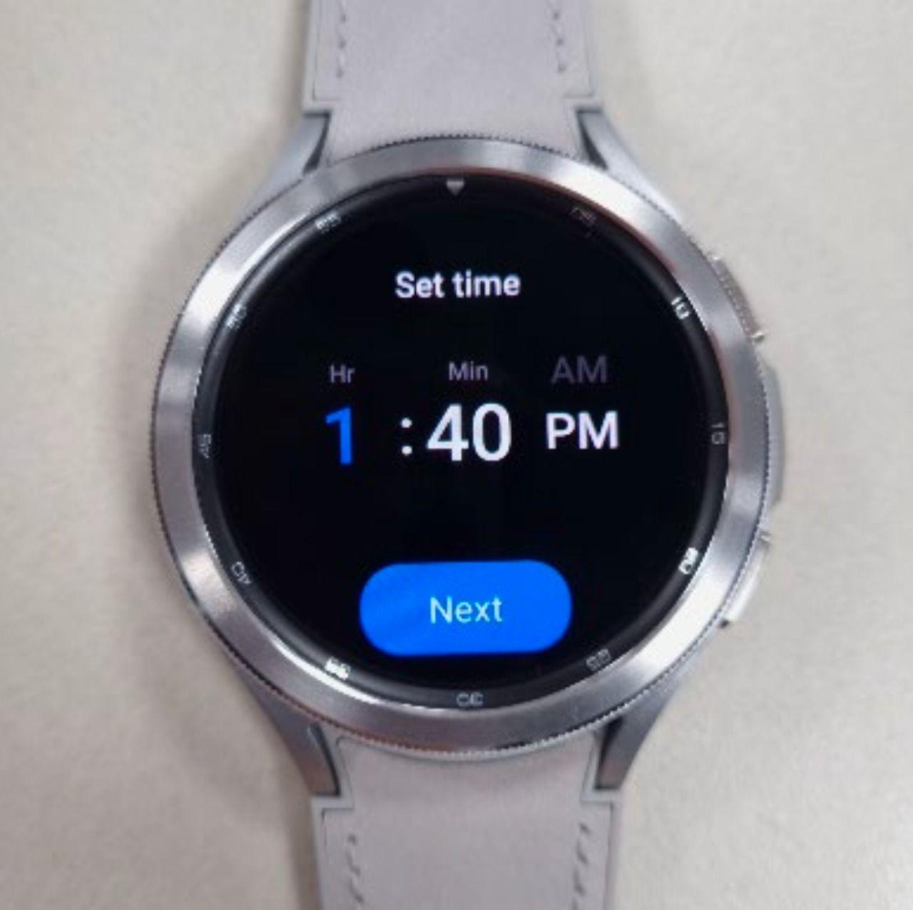 Samsung Gaalxy Watch 4 Classic