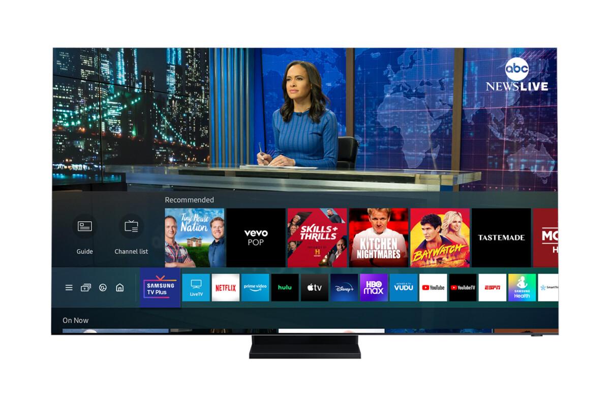 Samsung TV Plus - Streaming Service