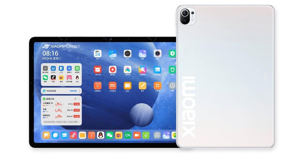 Xiaomi Mi Pad 5 Coming in August