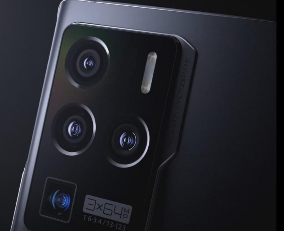ZTE Axon 30 - Under Display Camera