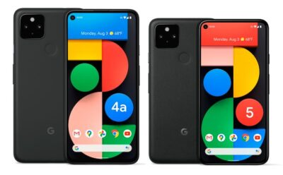 Google Pixel 4a 5G - Google Pixel 5