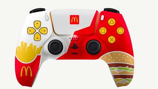 McDonald's Controller
