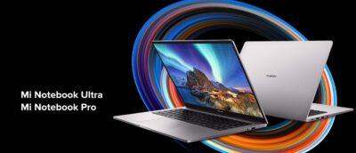 Mi Notebook Pro - Mi Notebook Ultra