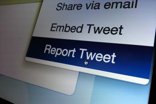 Report Tweet