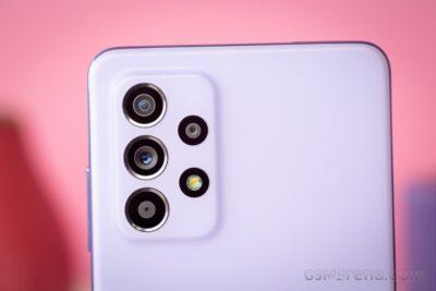 Samsung Galaxy M52 5G (new)
