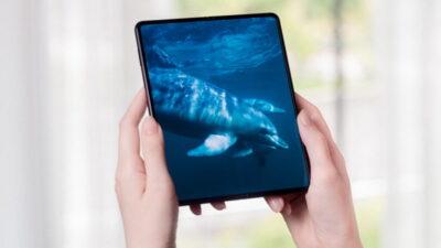 Samsung Galaxy Z Fold 3 - Eco OLED