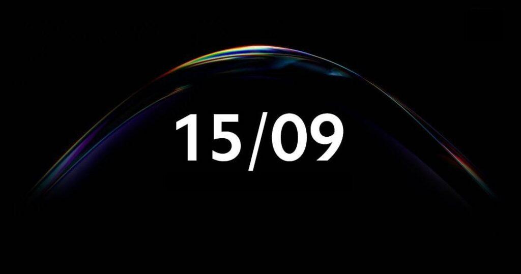 Xiaomi Launch Event - September 15
