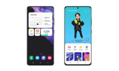 Android 12 Beta One UI 4