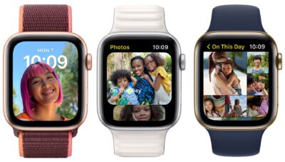 Apple WatchOS 8 for Apple Samrtwatches