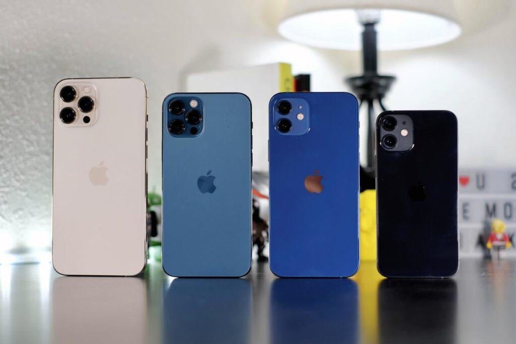Apple iPhone 13 Lineup