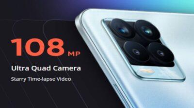 Inifinix 108MP Camera Smartphone