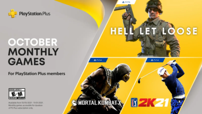 Play station free games october