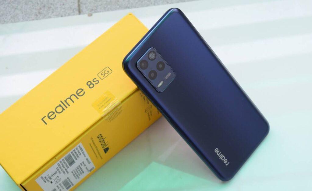 Realme 8s 5G