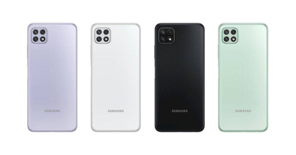 Samsung Galaxy F42 5G aka Galaxy Wide5