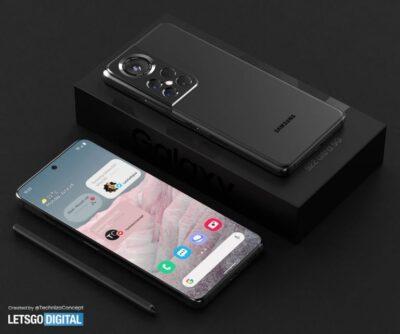 Samsung Galaxy S22 Plus - Samsung Galaxy S22 Ultra