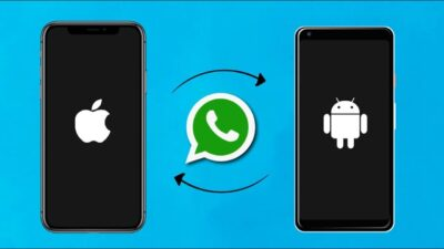 Transfer WhatsApp Chats Between iOS and Android