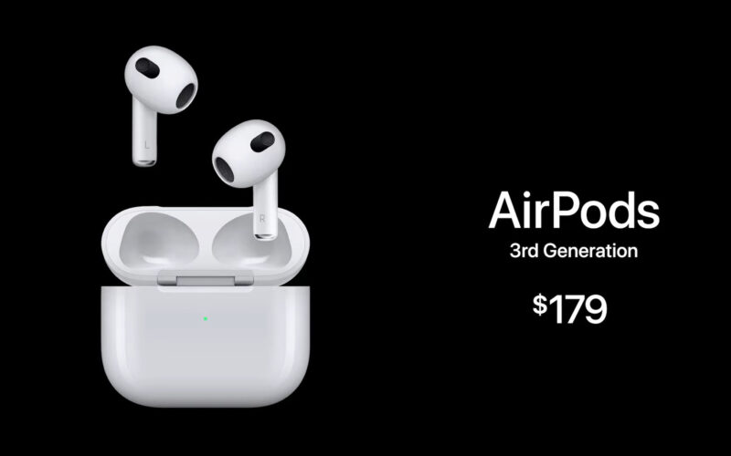 Apple AirPods 3rd Generation