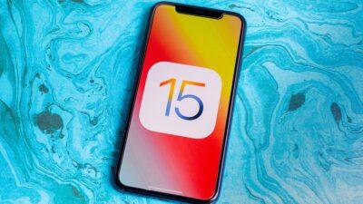 Apple iOS 15.1