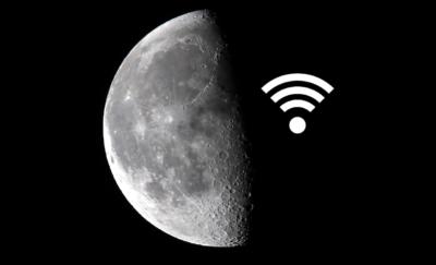 Moon Internet