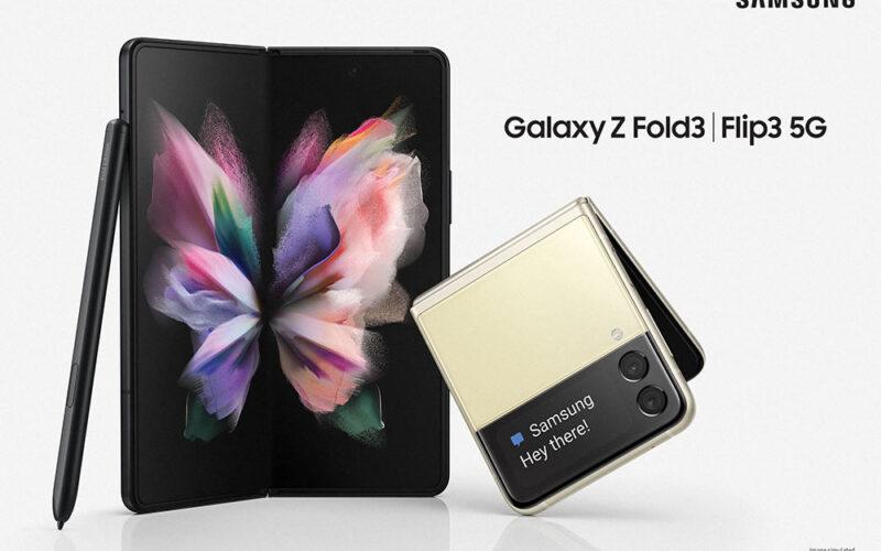 New Camera Updates for Samsung Galaxy Z Fold3 and Galaxy Z Flip3