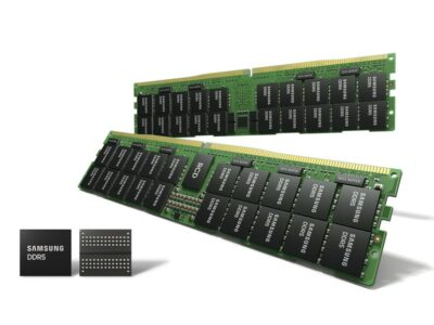 Samsung 14nm DDR5 DRAM