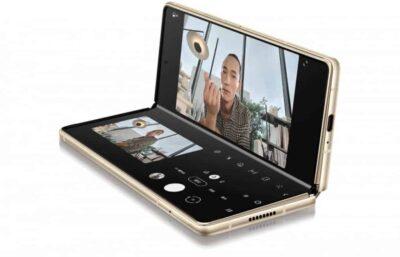 Samsung Galaxy W22 5G - Coming Soon