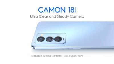 Tecno Camon 18 Premier